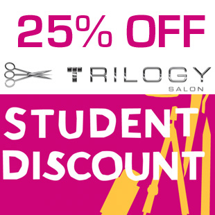 25% Off Students